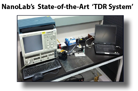 Nanolab's State-of-the-Art TDR System