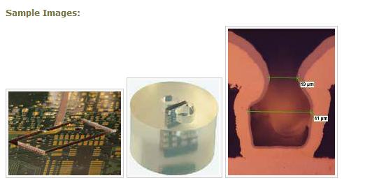 Sample Materials for SEM Analysis - Nanolab